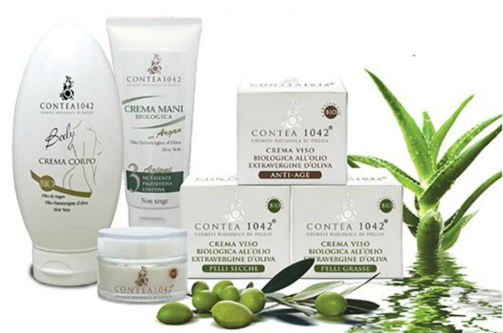 Contea 1042 cosmesi naturale dalla Puglia