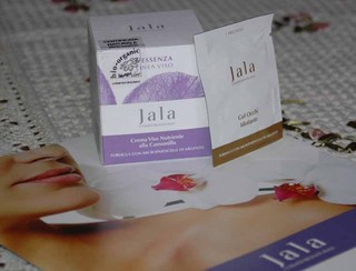 Haul prodotti viso Jala cosmetici naturali
