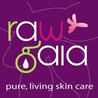 Raw Gaia cosmesi eco bio logo