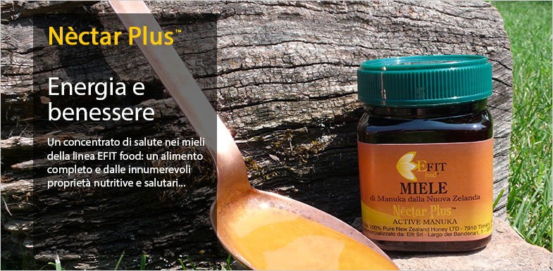 miele di manuka nectar plus