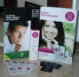 Haul prodotti cosmetici BcomBio e Cupcake Organic + dischetti struccanti Assiamedica