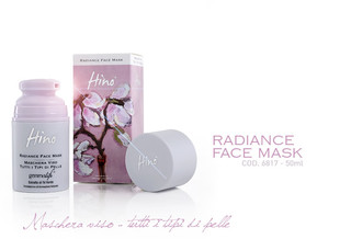 Recensione Radiance Face Mask Hino
