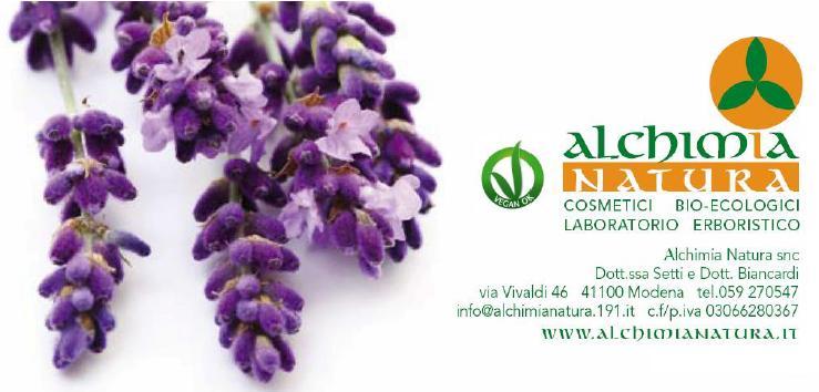 Corsi Alchimia Natura per l'autunno 2012