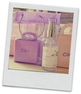 Oh! Organics cosmetici naturali ed etici inglesi