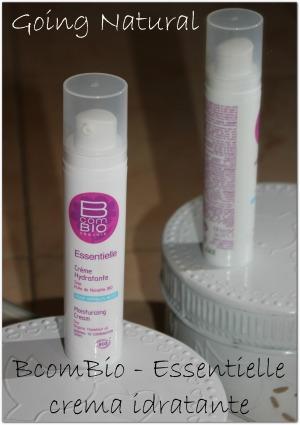 Recensione BcomBio crema idratante Essentielle per pelli normali/miste