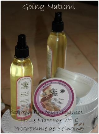 Recensione Olio da massaggio e Crema anticellulite Green Energy Organics