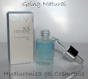 Contorno occhi Hyaluronic³ Gel (linea Age Prevent) Cosmethic