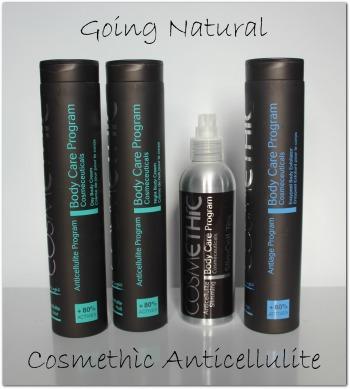 Trattamento anticellulite linea Body Care Program Cosmethic