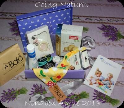 Nonabox, la scatola magica per la mamma in attesa e il bebè