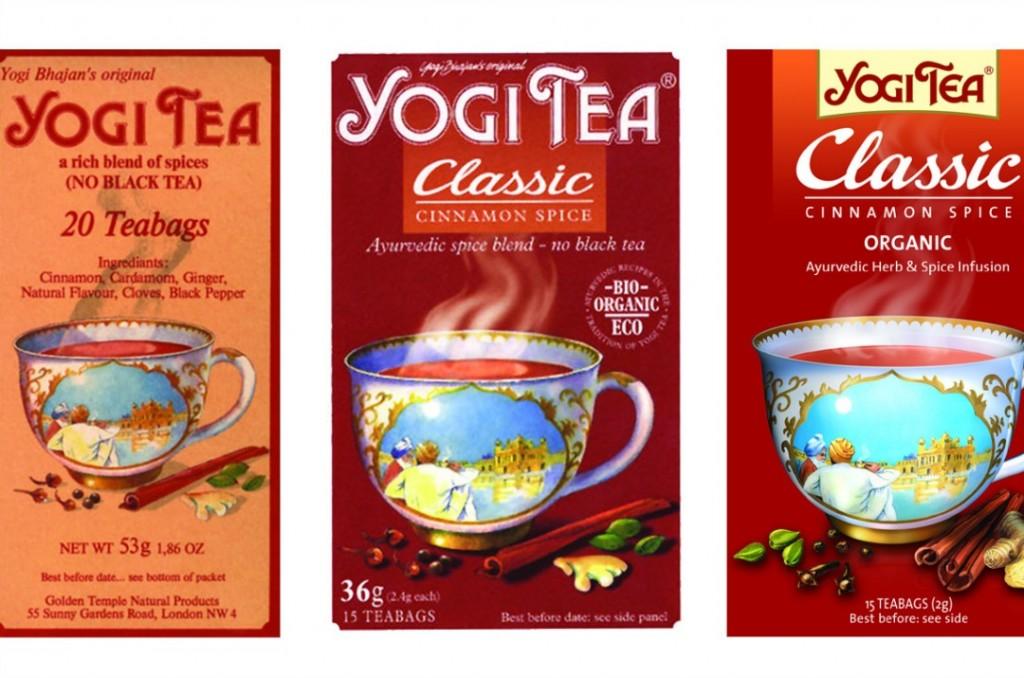 Yogi tea, quando the e spezie si incontrano
