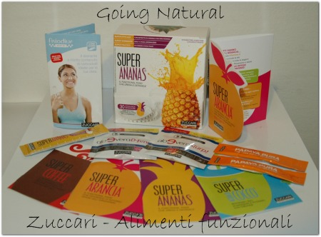 Zuccari ed i functional food!