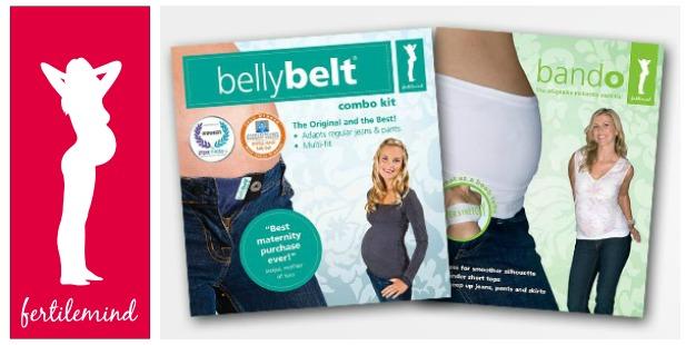 Kit Belly Belt e Bando…alleati della gravidanza!