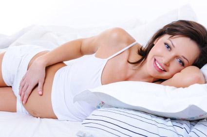 La cura del viso in gravidanza