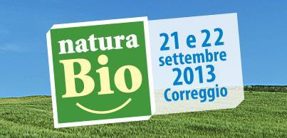 Natura Bio 2013,festival degli stili di vita sostenibili