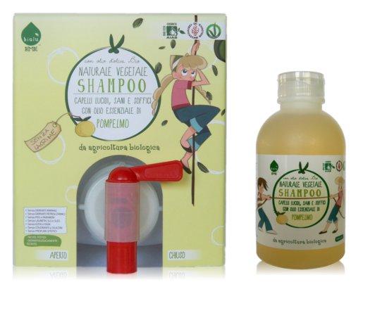 Recensione shampoo Bimbi Biolù