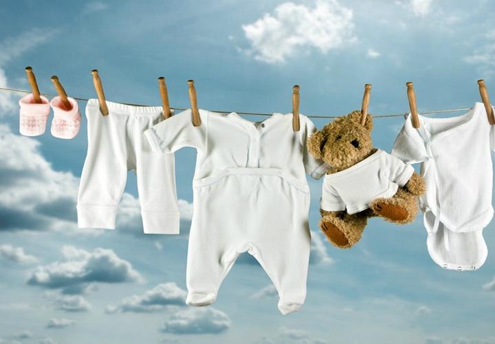 Guida al lavaggio ecologico del corredino