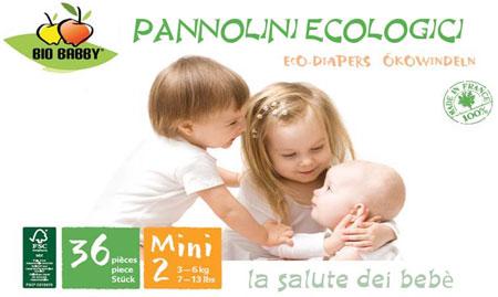 BIOBABBY pannolini ecologici: la nostra recensione