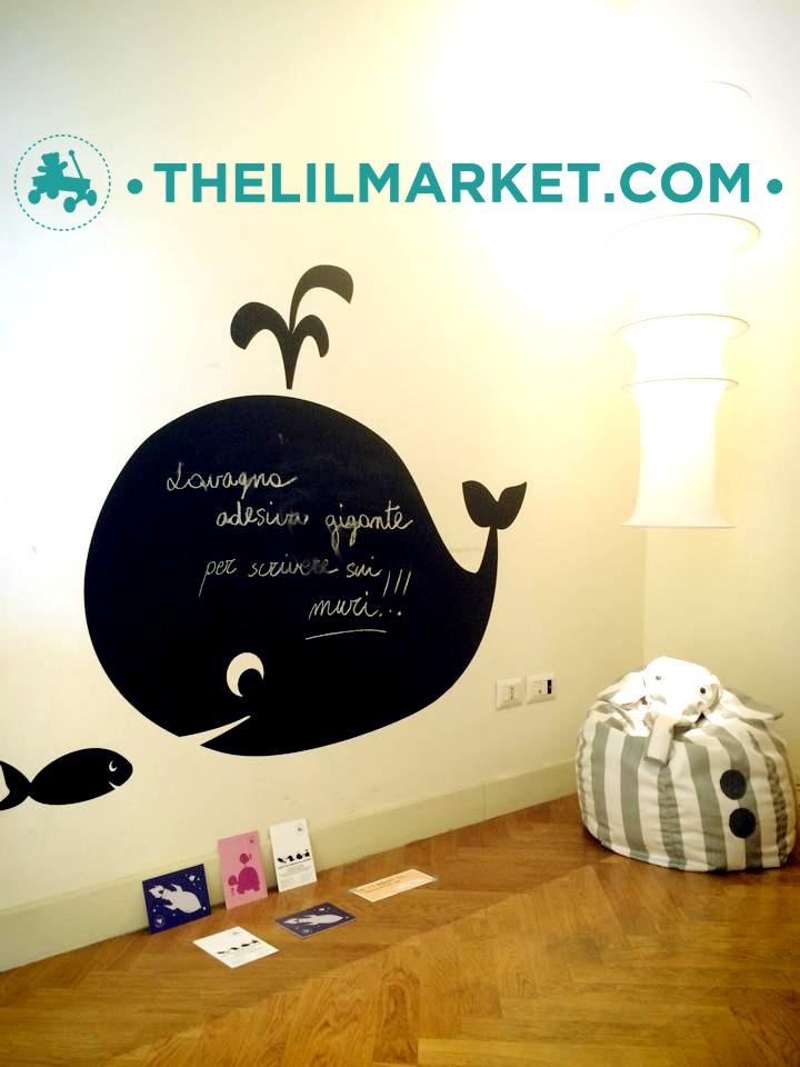 Contribuite al progetto delle Lavagne adesive ecologiche giganti di thelilmarket !!