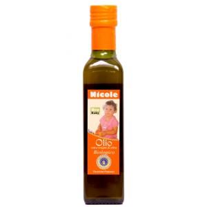 Bio Baby Nicole , olio extravergine di oliva biologico per lo svezzamento