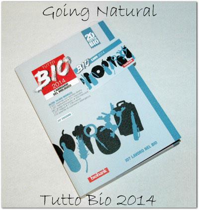 Recensione Tutto Bio 2014 ,  almanacco del biologico