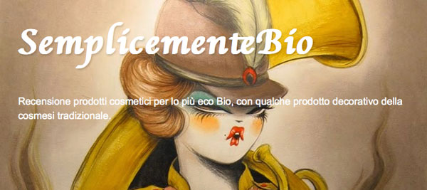 Intervista all' eco bio blog SemplicementeBio