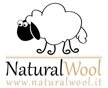 natural wool logo