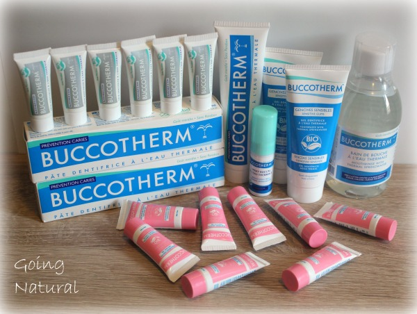 buccotherm prodotti igiene orale