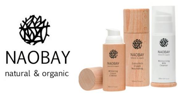 NAOBAY Natural & Organic : Crema antiossidante anti-età