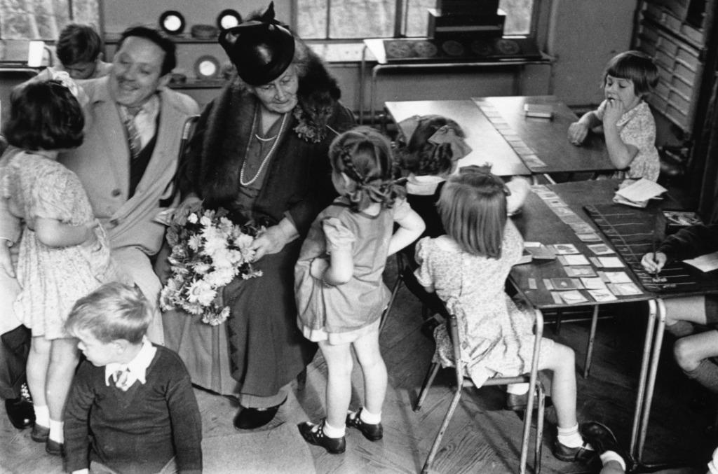 Il Metodo Montessori per un'educazione secondo natura