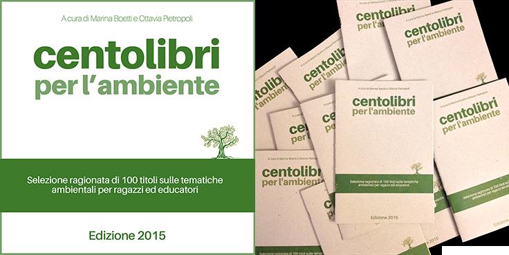 100 libri consigliati sull'educazione ambientale