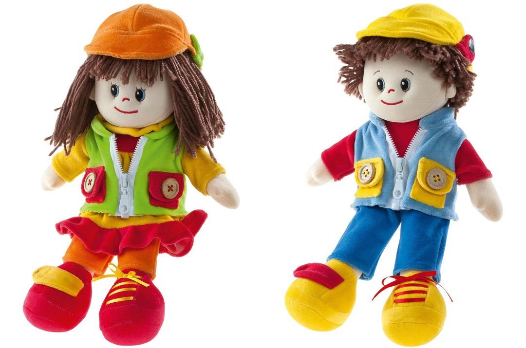 telai delle allacciature - bambole heunec