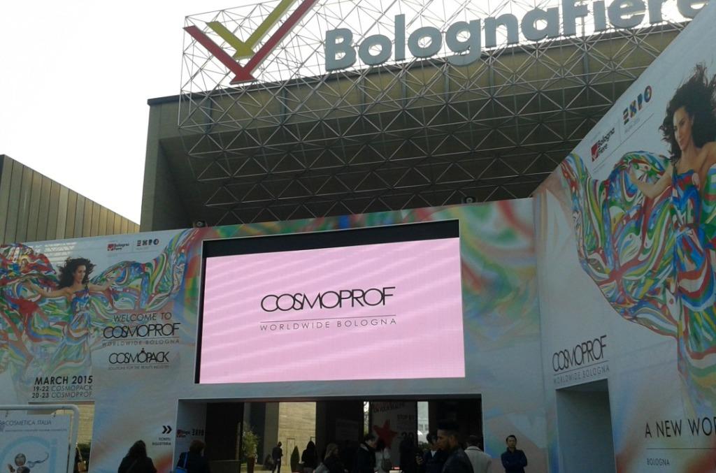 Cosmoprof 2015 : le novità di cosmesi naturale e biologica (pad. 22, 29 e 30)