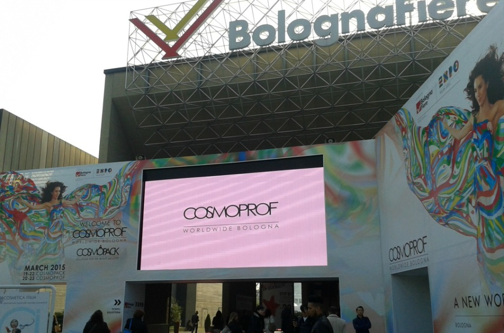 Cosmoprof 2015 , le novità di cosmesi naturale e biologica (pad. 21N e 19EG)