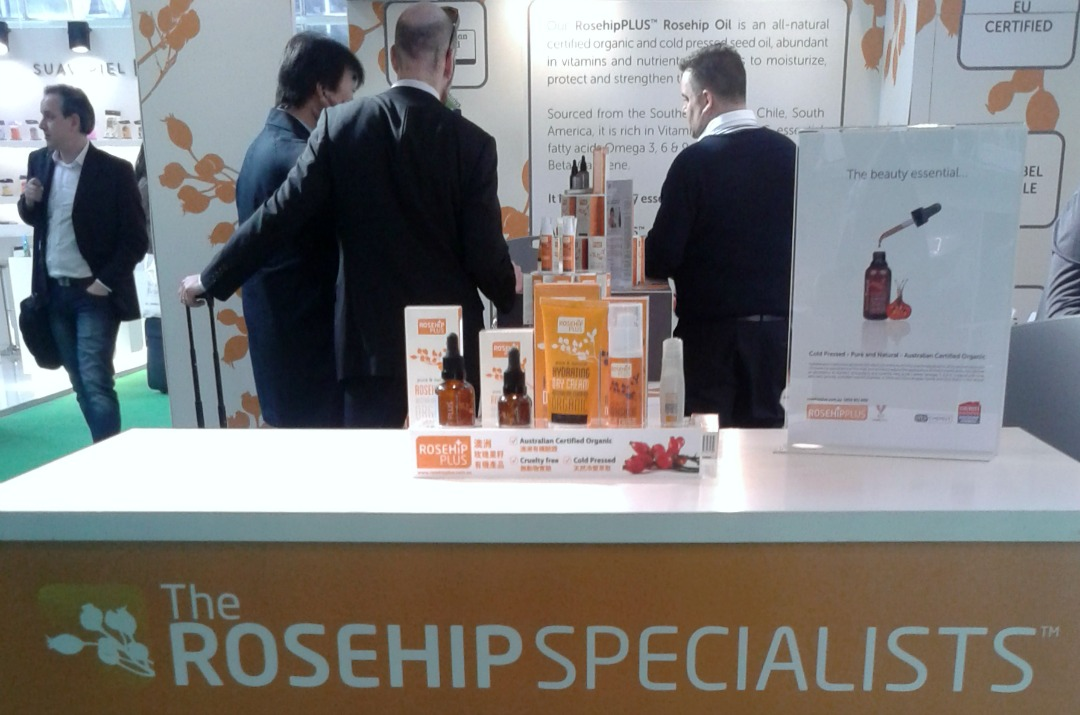 cosmoprof 2015 the rosehip specialists