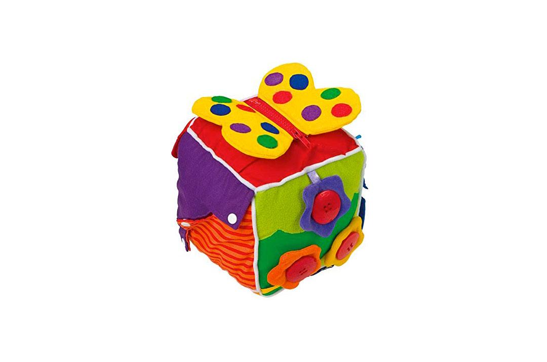 telai delle allacciature - cubo