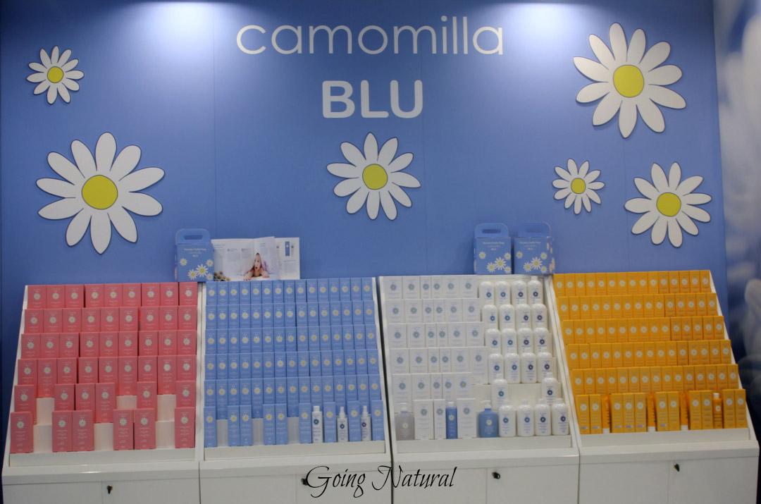 Cosmofarma camomilla blu
