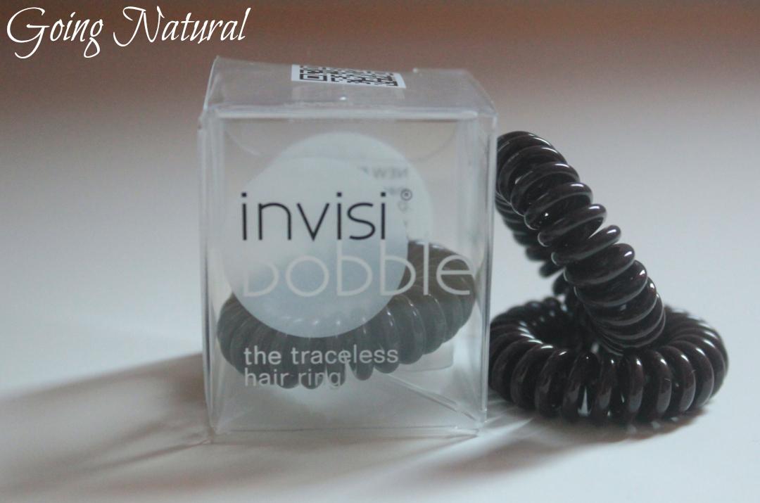 invisibobble chocolate brown
