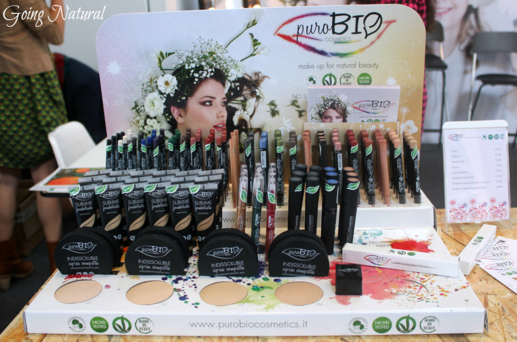 puroBIO Cosmetics , make up ecobio e vegan OK made in Italy