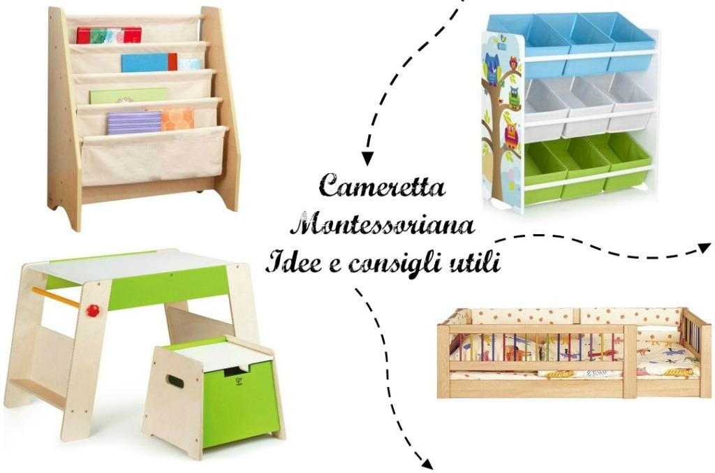 Cameretta montessoriana idee e consigli utili - Accessori cameretta bambini ...