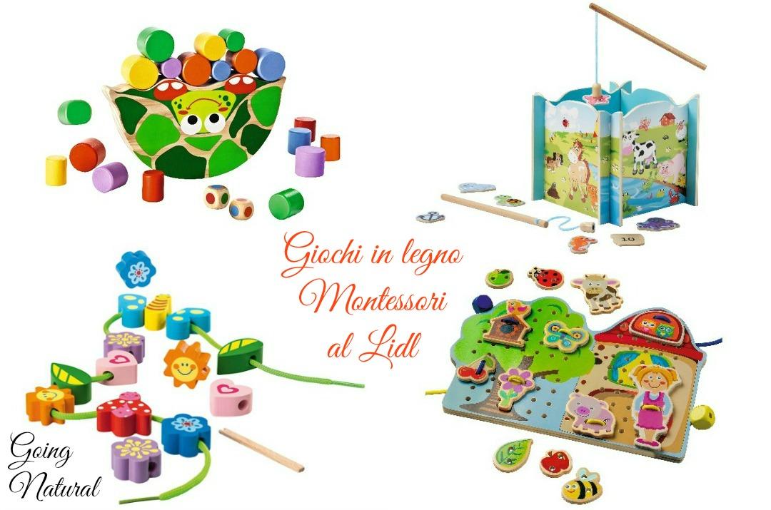Lidl Calendario Avvento.Giochi In Legno Montessori A Meno Di 10 Euro 90 Idee