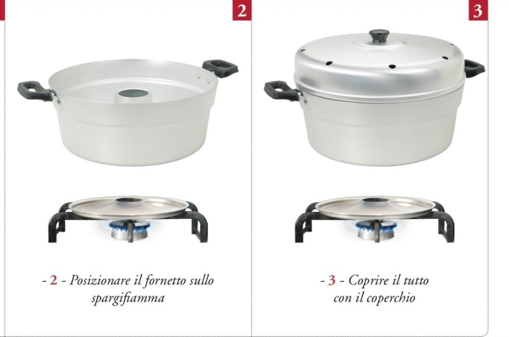 Fornetto Versilia : la pentola ecologica che sostituisce il forno