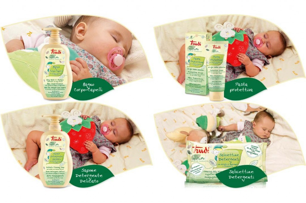 Trudi Baby Nature per una baby care naturale