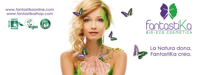 Fantastika : cosmetici biologici & vegan made in Italy