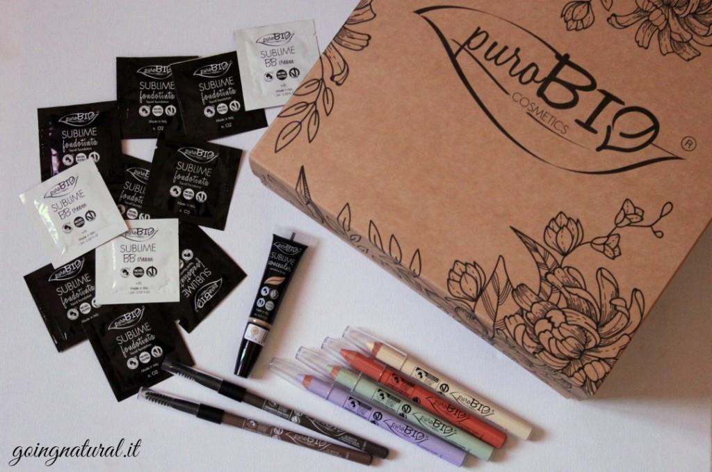 Non solo SUBLIME line:BB Cream,correttori e matita sopracciglia PuroBio