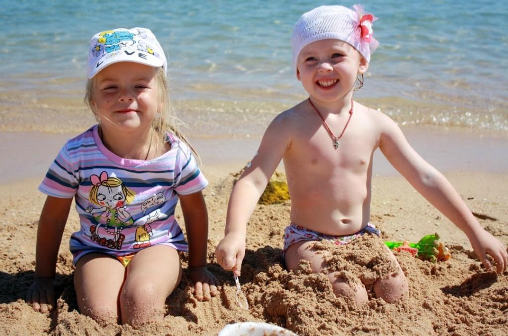 Spiagge per bambini : su quelle migliori sventolano Bandiere Verdi