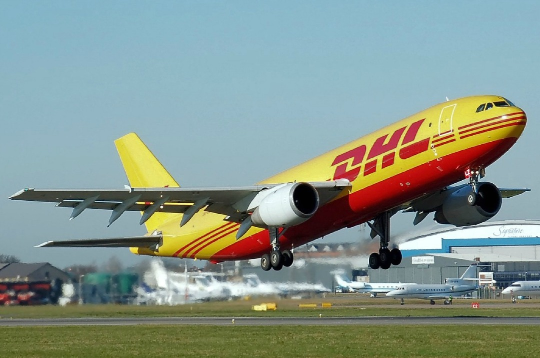 dhl for food