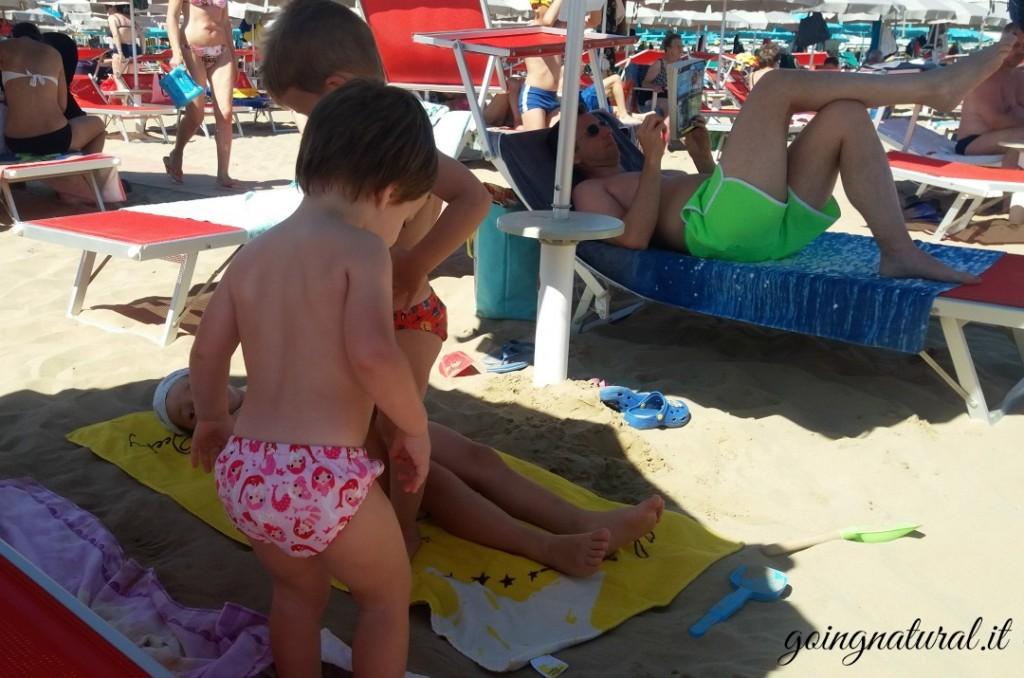 Pannolini per piscina : ecofriendly è meglio!