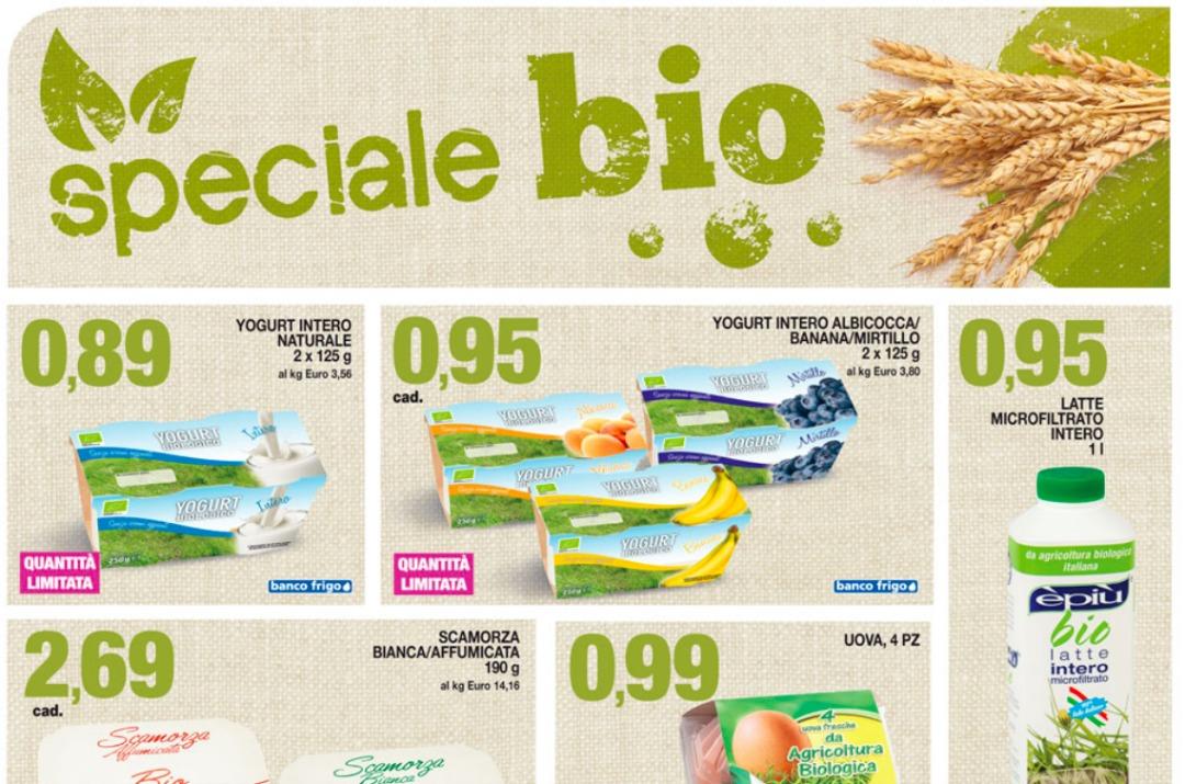 prodotti eurospin bio