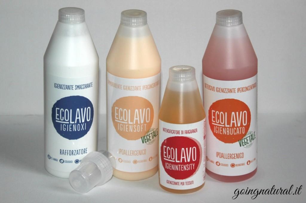 Ecolavo, detersivi ecologici alla spina : le mie opinioni