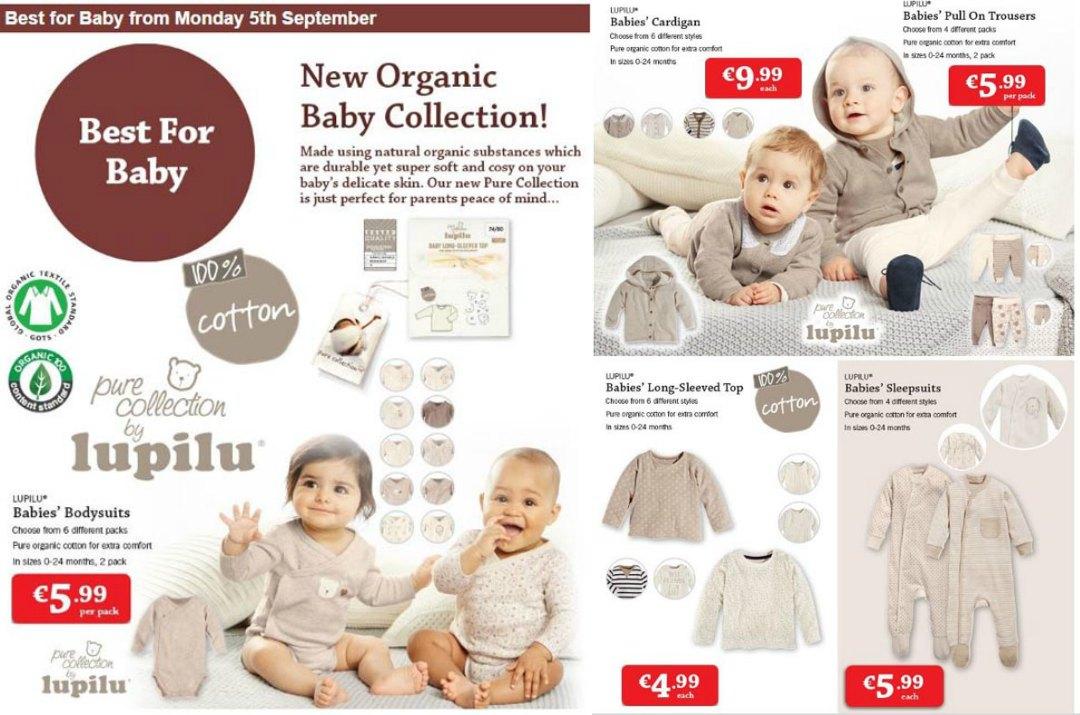 25898c8452d362 Lupilu e Lupilu Pure Collection abbigliamento bambini Lidl: le mie ...